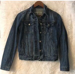 Gap Icon Denim Jacket Size XS